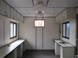 Portable Office Cabin for Rent